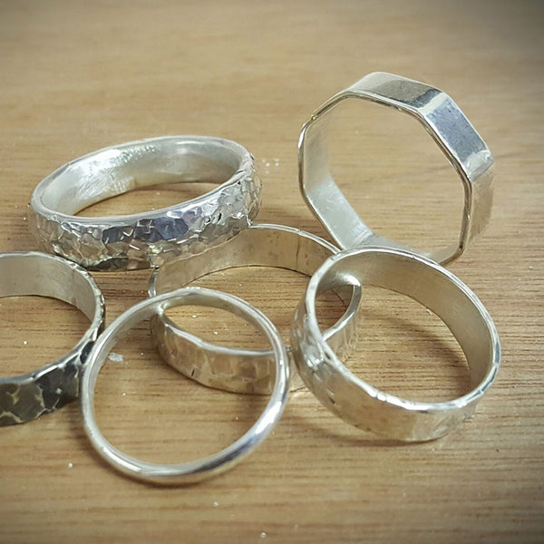 Make a Silver Ring with Ishbel Watson