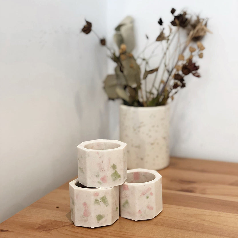 Make Your Own Mini Terrazzo Planters Workshop