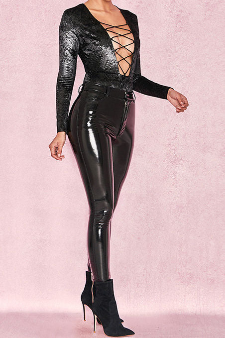 Skintight Latex pant