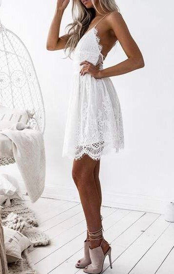Eyelash lace dress-Clearance!