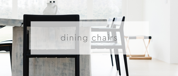 . dining chairs