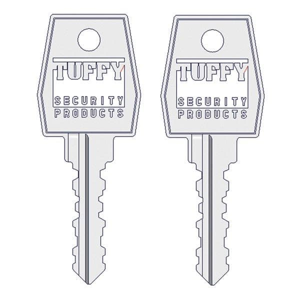 Tuffy Replacement Keys For Locks, 100