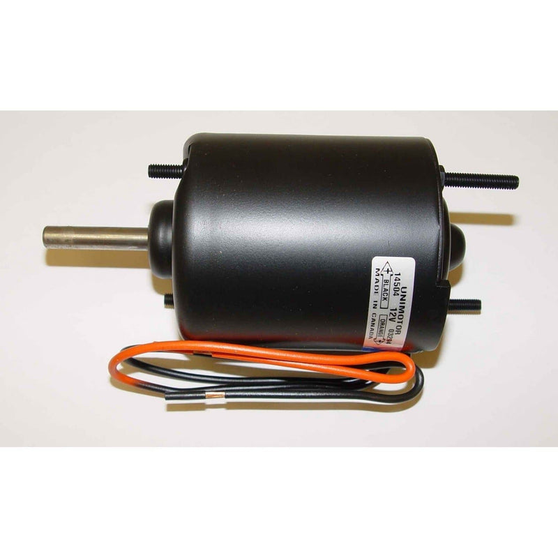 Jeep Omix 2-Speed Heater Blower Motor, Interior Car Parts | 1972-1977 CJ Models, 17904.01