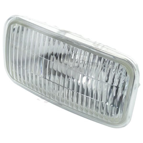 Jeep Crown Fog Light Lens, Front Left Or Right, Sold Individually, Exterior Car Parts | 1993-1995 Grand Cherokee ZJ, 4713584