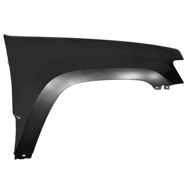 Jeep Crown Front Steel Fender, Right Side, Exterior Car Parts | 2005-2010 Grand Cherokee WK, 55394450AB