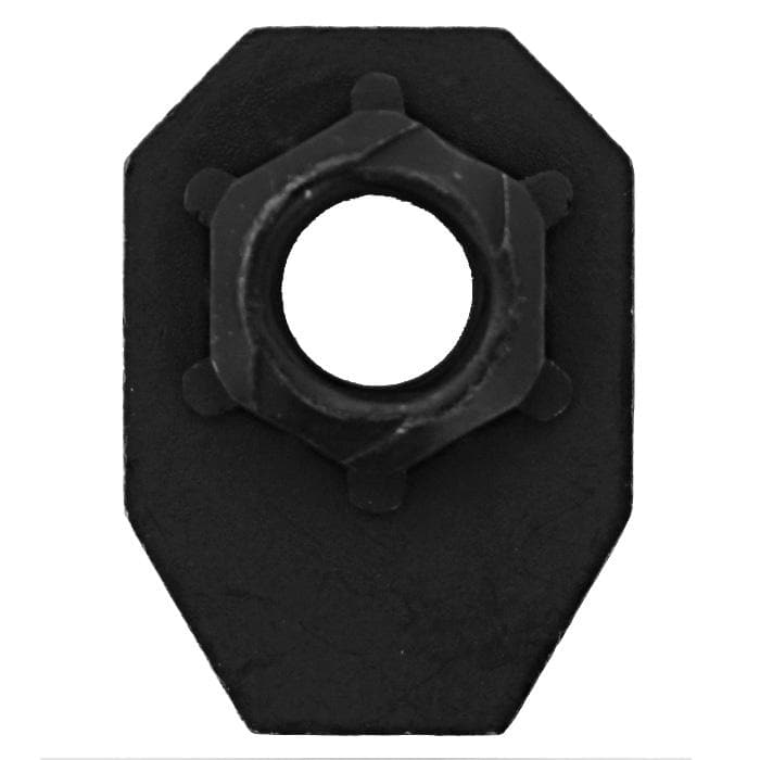 Jeep Mopar Hex Flange Head Nut M14X1.50 For Mounting Front Exhaust Pipe To Exhaust Manifold | 2005-2010, 6503231