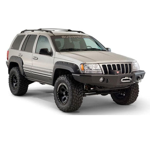 Jeep Bushwacker, Cut Out Fender Flares, (Set Of 4), Exterior Car Parts | 1999-2004 Grand Cherokee WJ, BSW-1092607