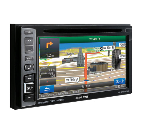 "Alpine Ine-W960Hdmi 6.1"" In-Dash Dvd/gps Navigation Receiver With Siriusxm Tuner, Interior Car Parts, ALP-INE-W960HDMI"