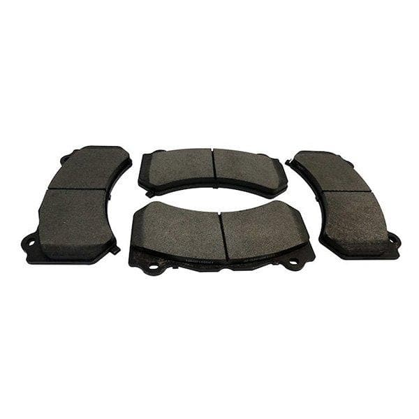 Jeep Crown Front Brake Pad Set | 2012-2015 Grand Cherokee WK with SRT8 Package, 68144427AB