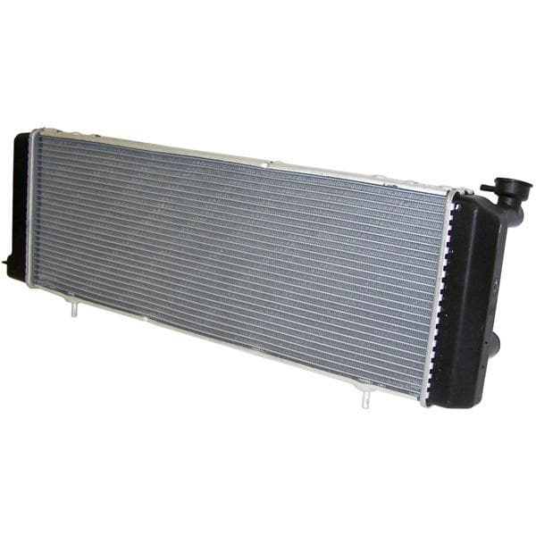 Jeep Crown Radiator For Automatic Transmission, Rhd | 1993-2001 Cherokee XJ RHD with 4.0L Engine, 5191930AA