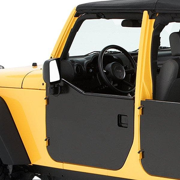 Bestop Element Front Doors Enclosure Kit | 2007-2017 Wrangler JK & Wrangler Unlimited JK, 51803-01