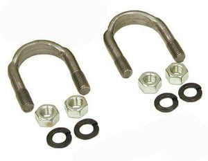 "1310 And 1330 U/bolt Kit (2 U-Bolts And 4 Nuts) For 9"" Ford, RRP-YYUBF91310"