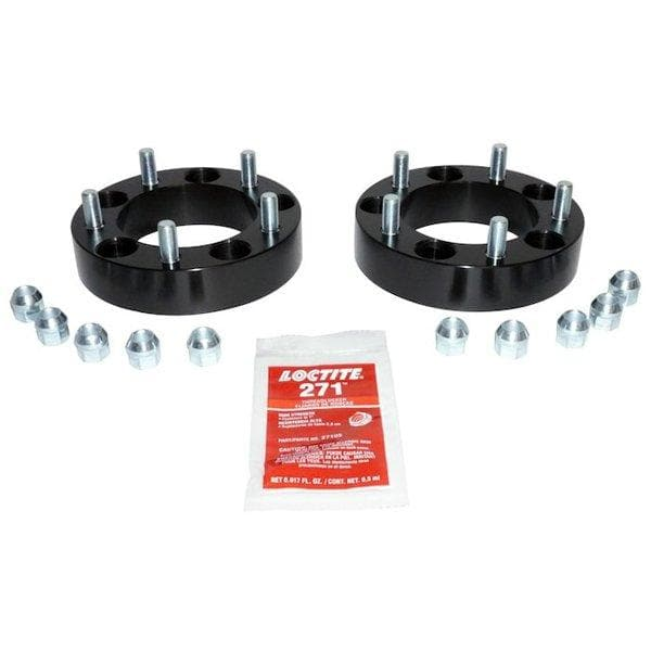 "Rt Off-Road 1.5"" Wheel Spacer Set, 5X5.5"" Bolt Pattern, Wheel Parts 