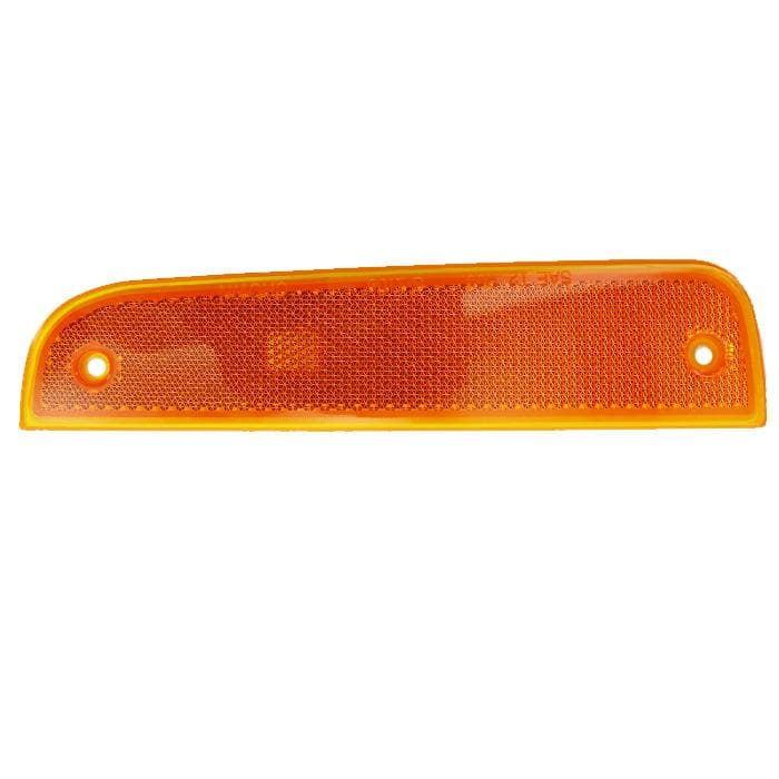 Crown Side Marker Lens, Amber, Right Side, Exterior Car Parts | 1997-2001 Cherokee XJ, 55055146