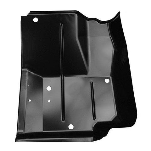 Jeep Keyparts Front Floor Pan Oe Style, Left Side, Exterior Car Parts | 1976-1995 CJ7, Wrangler YJ, KEY-480225L