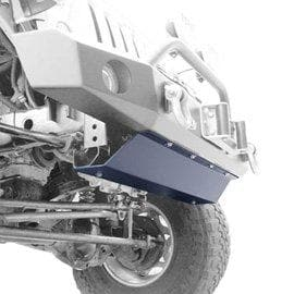Jeep Lod Mid-Width Bolt-On Skid Plate, No Finish, Exterior Car Parts | 2007-2017 Wrangler JK & Wrangler Unlimited JK, LOD-SSM1010N