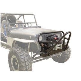 Jeep Lod Competition Front Winch Bumper With Stinger, No Finish, Exterior Car Parts | 1997-2006 Wrangler TJ & Unlimited TJL, LOD-CFB1008-TN