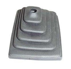 Jeep Crown Interior Transmission Shift Boot For Manual Transmissions | 1984-1996 Cherokee XJ & Comanche MJ, 53004433