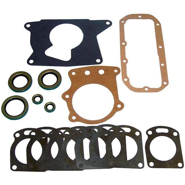 Jeep Crown Gasket And Seal Kit For Dana 300 Transfer Case | 1980-1986 CJ5, CJ7, CJ8 Scrambler (see more info), D300GS