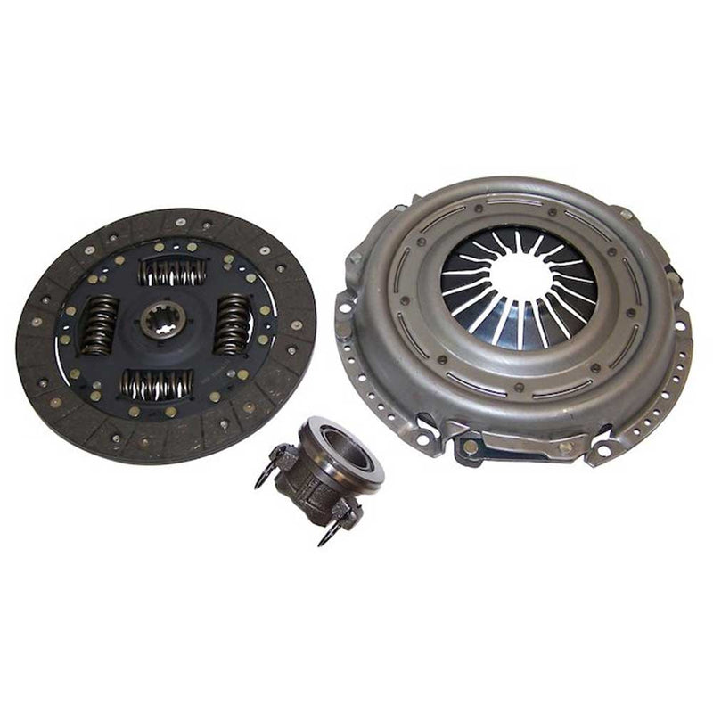Jeep Clutch Kit Diesel Engines 2.5L | 1997-1999 Cherokee XJ, 1997-1998 Grand Cherokee ZG, 4864835K