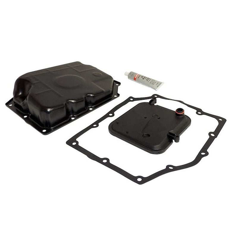 Jeep Crown Replacement Transmission Pan Kit | 2003-2012 with 42RLE Transmission, 52852912K