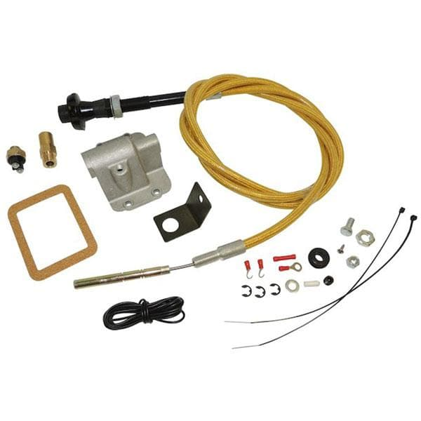"Jeep Rt Off-Road Secure Disconnect Kit For (0-3"" Lift) 