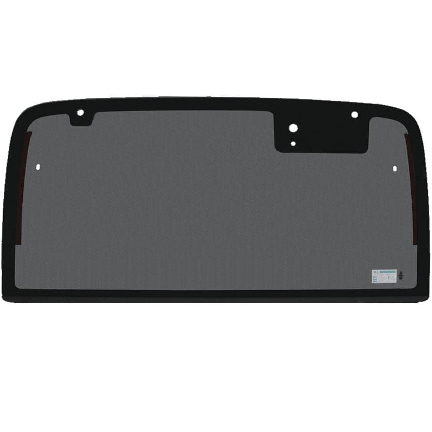 Jeep Ppr Replacement Rear Window Glass, Non-Heated, 50% Grey Tint (For Hardtop Only), Exterior Car Parts | 1997-2002 Wrangler TJ, PPR-309903-9702-G