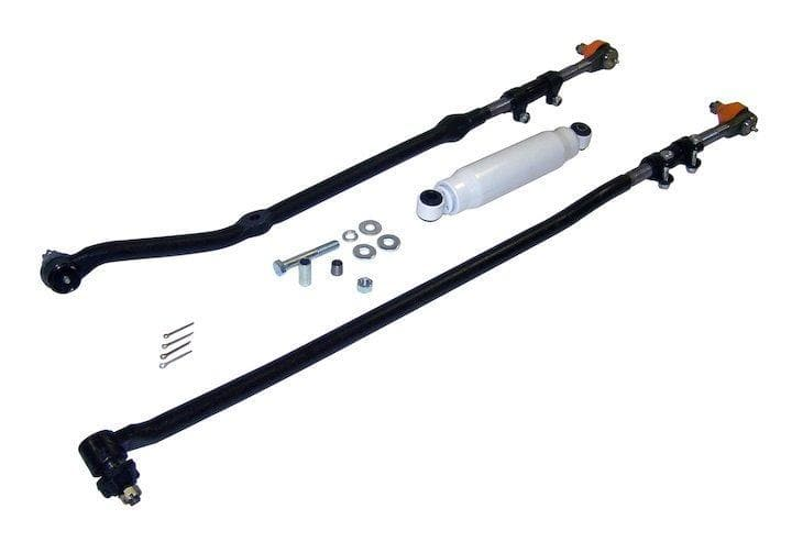 Jeep Rt Off-Road Heavy Duty Steering Kit With Hd Steering Stabilizer, Rhd, Suspension Parts | 1991-2006, RT21007