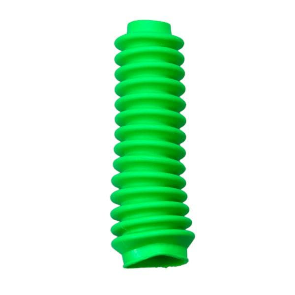 Skyjacker Shock Boot For Shocks And Steering Dampers, Hot Green, Sold Individually, Suspension Parts, SJ-B10FG