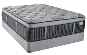Therapedic Bravura Virtuoso Pillow Top Mattress set