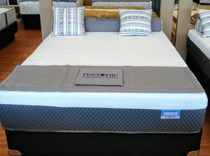 Restonic L8 Hybrid Latex Plush Mattress