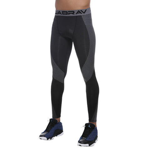 Gym Trousers Compression Pants Skin Running Tights  Fitness  Sports Men Leggings Workout Fitness Dry Fit Quick Dry Athletic