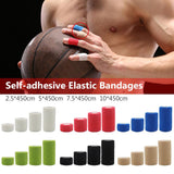 Sports Protection Elastic Bandage Color Self Adhesive Bandage Muscle Tape Finger Joints Wrap First Aid Kit