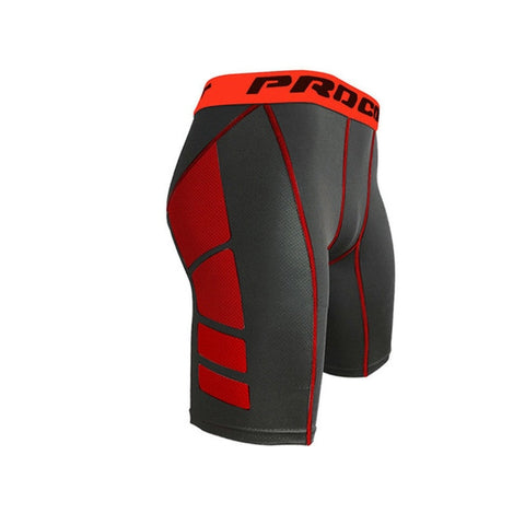 Men's Body building Compression Shorts