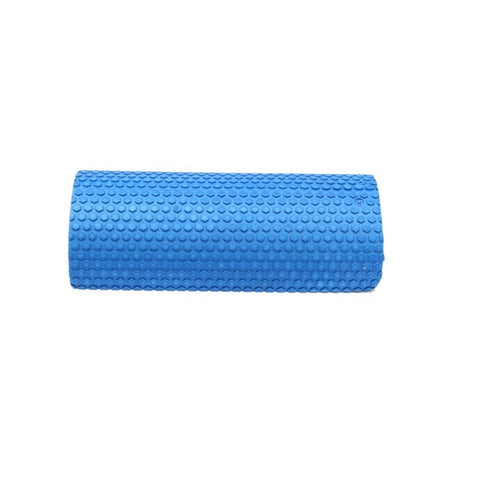 Half Round EVA Foam Roller Foam Roll Yoga Pilates Fitness Gym Fitness Exercise Yoga Blocks With Massage Floating Point