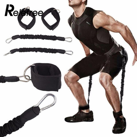 Rope Resistance Band Strength Agility Training Equipment