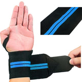 Power Lifting Wrist Wrap