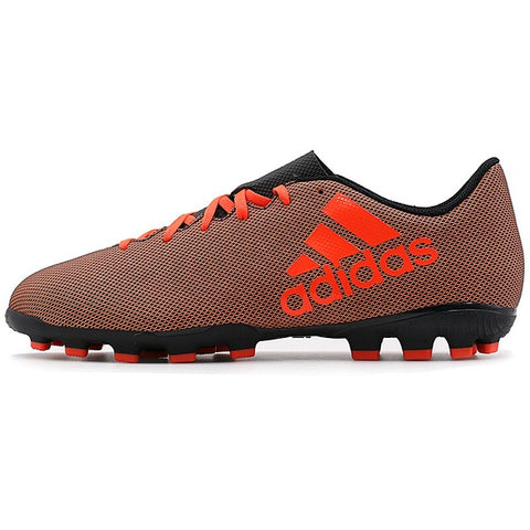 Original New Arrival 2017 Adidas X 17.4 AG Men's Football Shoes Sneakers