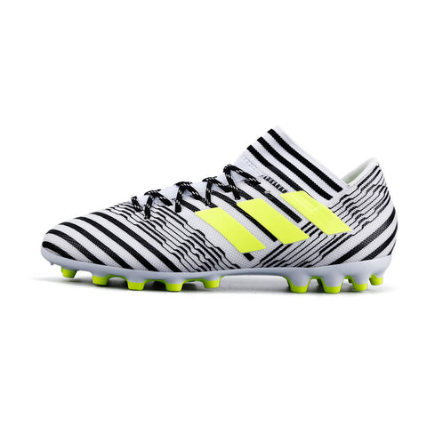 Genuine adidas Adidas NEMEZIZ 17.3 AG artificial grass men's soccer shoes S82340