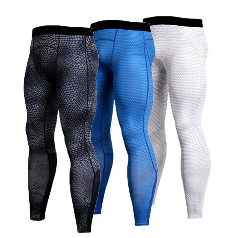 Compression Snake Scale Leggings
