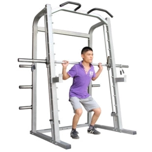 Professional fitness squat rack smith rack smith comprehensive training multifunctional weightlifting bed