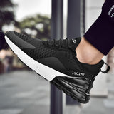 Men Sport Shoes 2019 Brand Running Shoes Breathable Zapatillas Hombre Deportiva 270 High Quality Men Footwear Trainer Sneakers
