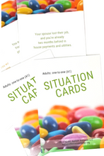 One-to-One Situation Cards Adult1