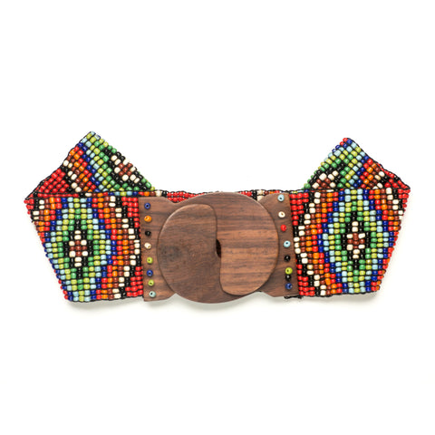 Coral Mix Native Belt