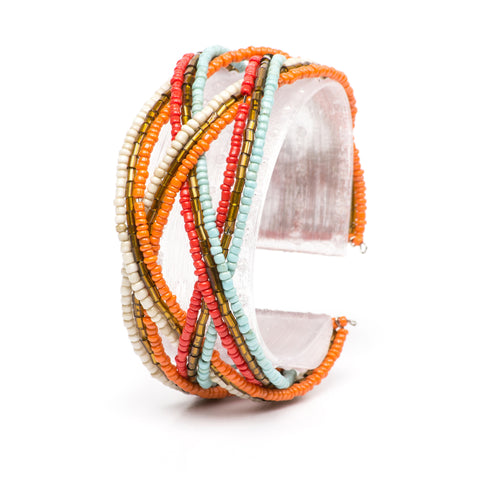 Groovy, Baby Small Cuff Bracelet