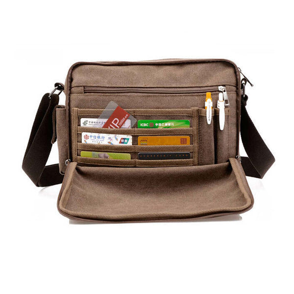 High Quality Multifunction Canvas Bag