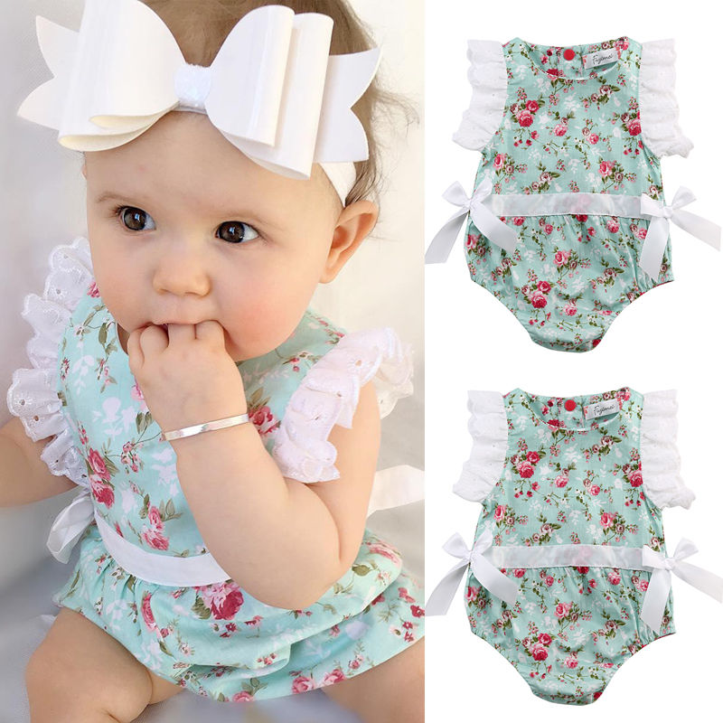 Cute Newborn Toddler Baby Girl Clothing