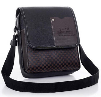 Leather Fashion Messenger Bag