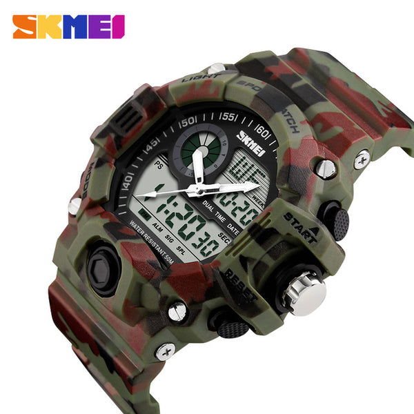 S Shock Swim Dive Sports Watches