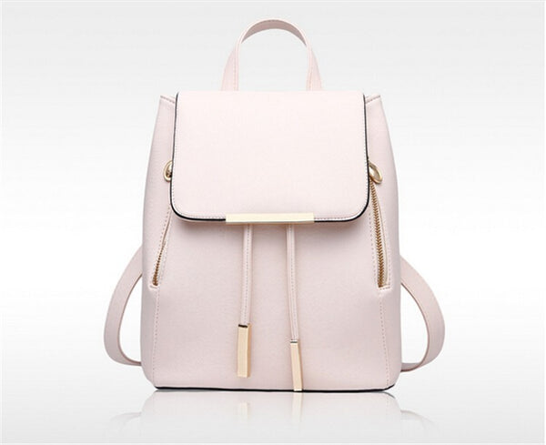 High Quality Leather Backpack